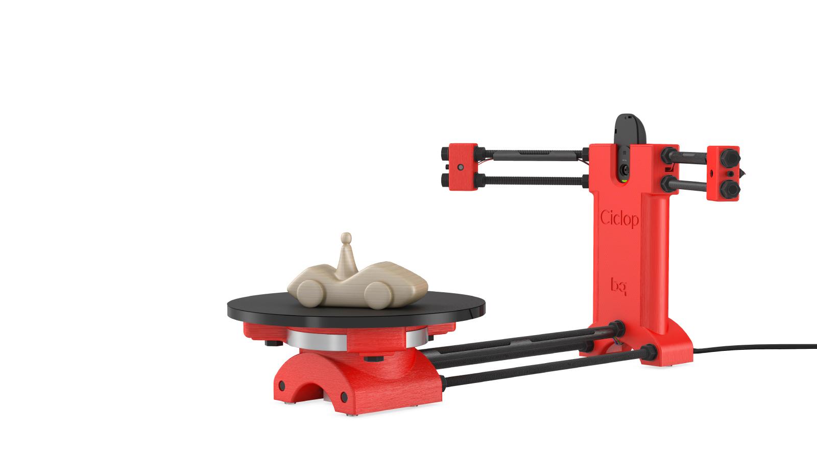 BQ Scanner 3D Ciclop